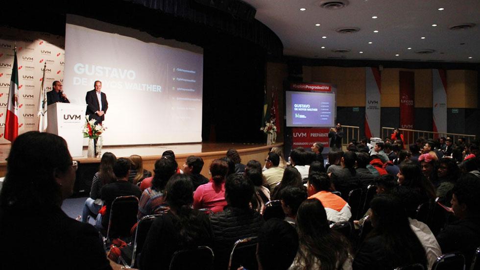 Participación Social, clave para tener un México Ganador: Gustavo de Hoyos