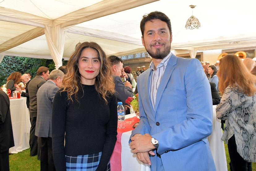Magdalena Pérez y José Jiménez
