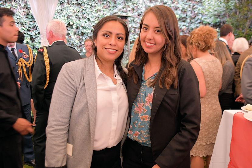 María Cano y Monserrat Ortega