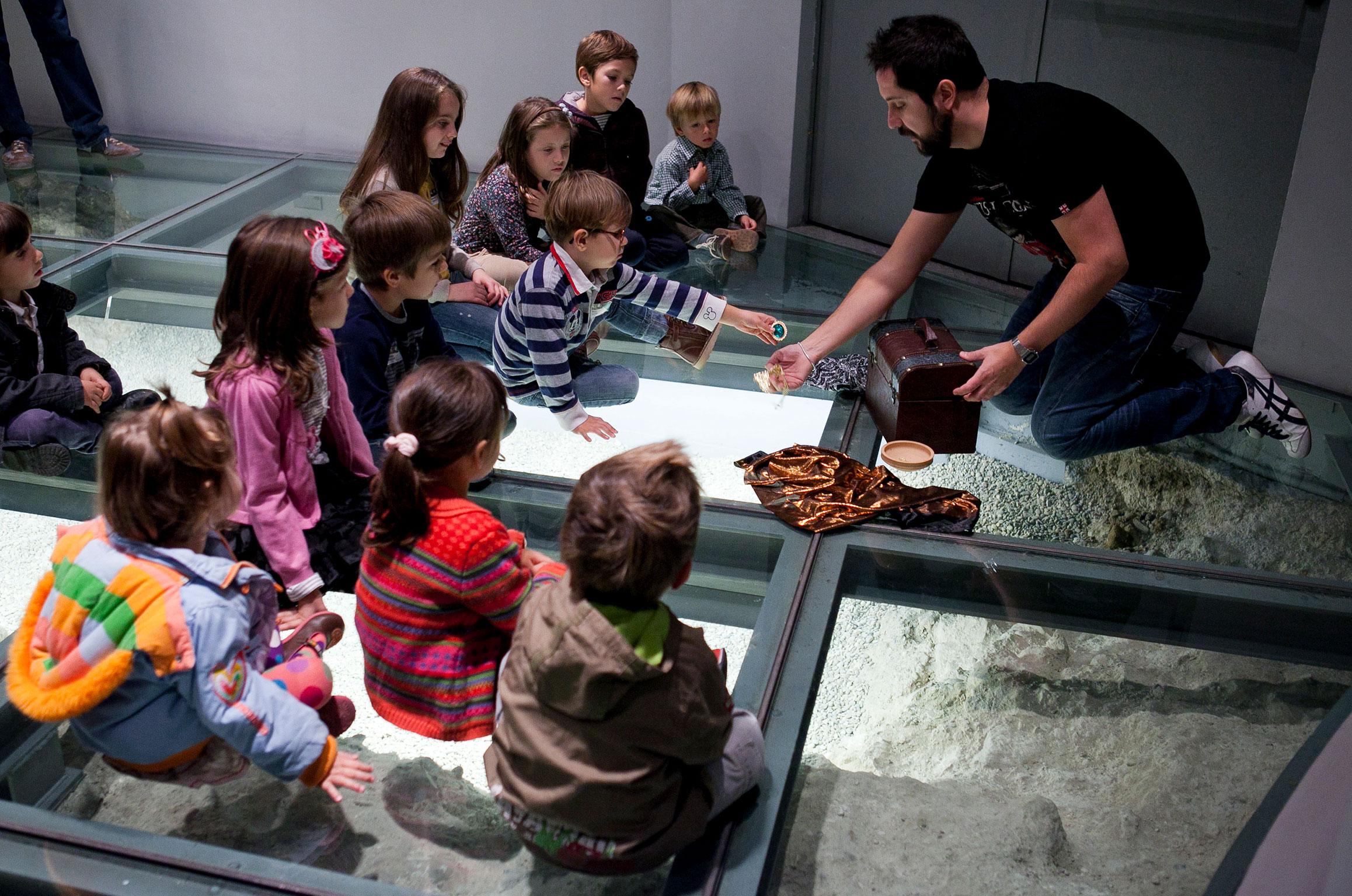 Abren museos sus puertas a niños y jóvenes con actividades de verano