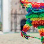 ¡Dale, dale, dale! Feria de la piñata en Acolman, Edomex