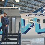 Presenta Aeromar sus nuevos aviones