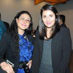 Corina Ortega y Ariadna Ramo