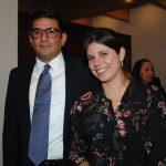 Gerardo Portilla y Diana Prieto
