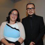 Tal Naim Cohen y Gabriel Navarro