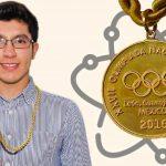 Alumno de la UNAM gana oro en Olimpiada Nacional de Física