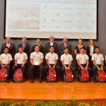 9 alumnos morelenses se incorporan a Modelo de Formación Dual