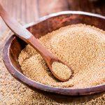Amaranto, opción viable contra pandemia de diabetes