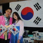 Para sentirse en la República de Corea: Paulo Park y Karla Durón