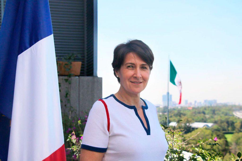 Anne Grillo, nueva embajadora de Francia