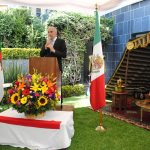 """Fiesta nacional de Argelia en México. Una pequeña """"réplica"""" del desierto del Sahara"""