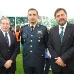 Arnulfo R. Gómez, Julio Álvarez y Carlos José Escobedo.