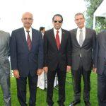 Embajadores y diplomáticos de países árabes en México