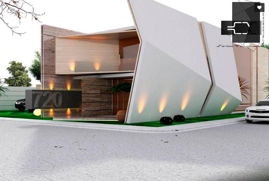 Foto: @sergio-villafuerte-arquitectos/homify.com.mx
