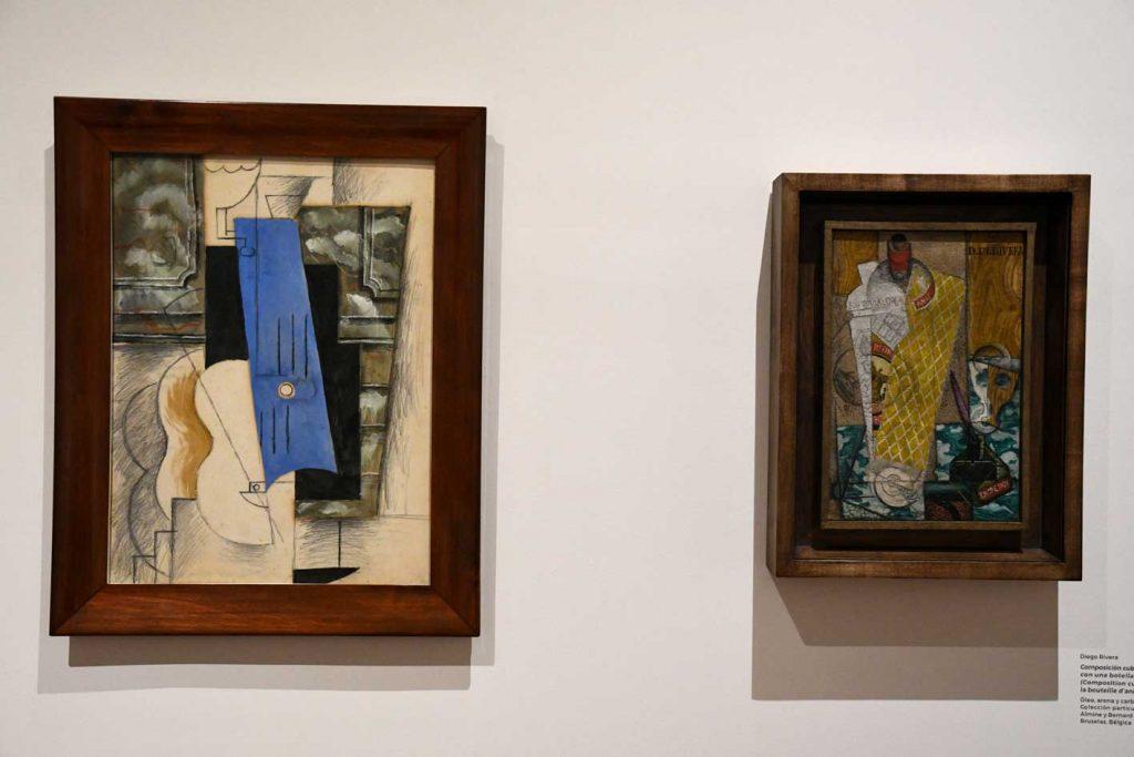 Conversan Picasso y Rivera a través del tiempo