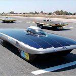 Auto solar de Universidad de Osaka gana campeonato de energía de la FIA
