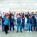 """Tienen estudiantes del IPN en Guanajuato un """"nuevo compañero"""""""