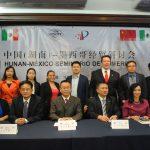 Baja California y la provincia de Hunan estrechan relaciones empresariales