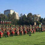 Sedena clausura concurso nacional de bandas de música y de guerra