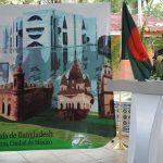 Supradip Chakma, embajador de Bangladesh