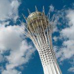 Bayterek, atracción turística: Semana de Kazajstán en Protocolo