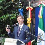 """Celebra """"con mucho chocolate"""" embajada belga en México el día del rey"""