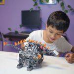 Beneficiarán a niñas, niños y jóvenes con programas de robótica
