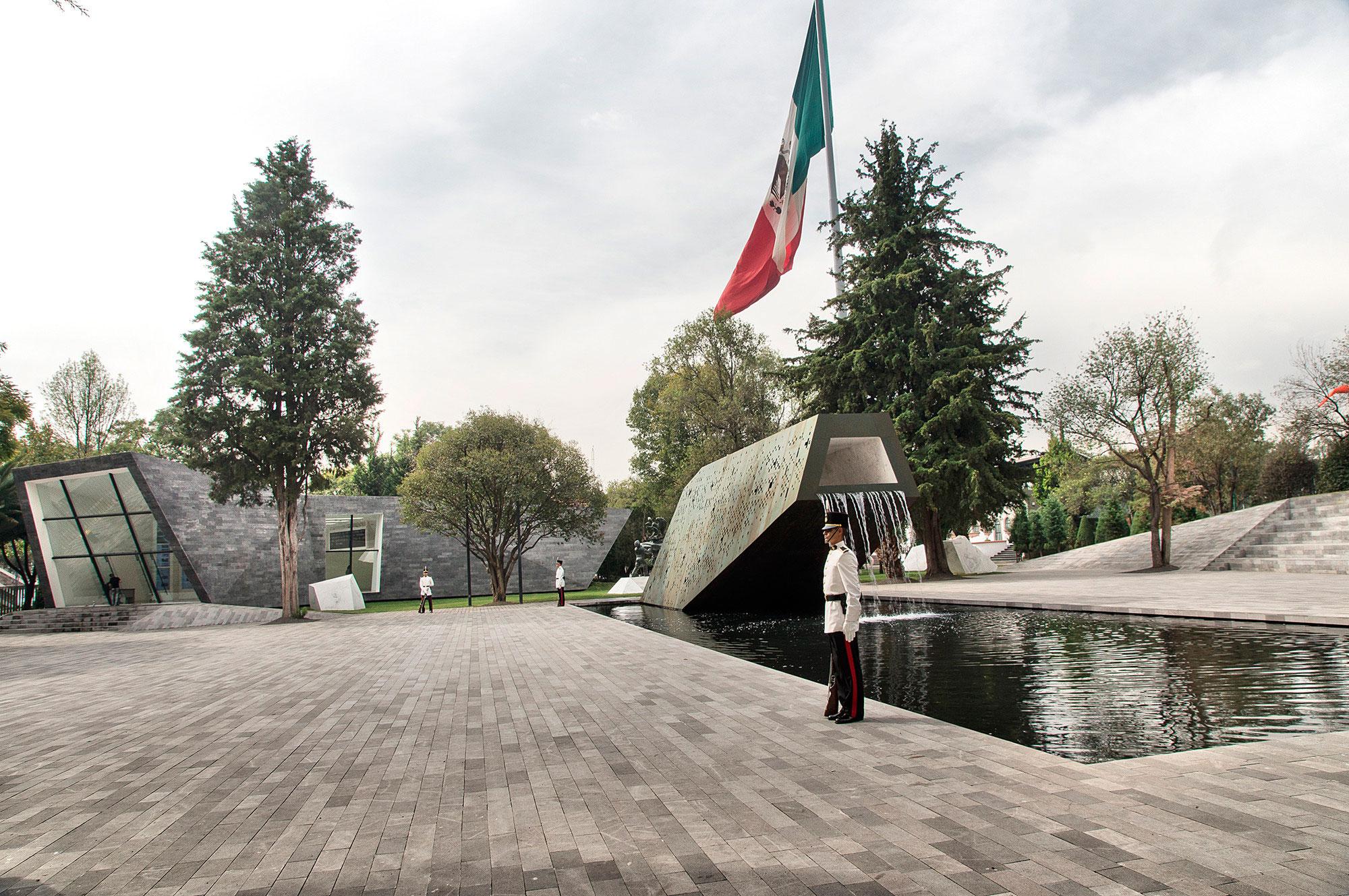 Plaza del Servicio a la Patria