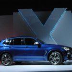 Como estrella de cine, presentan al BMW X3