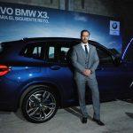 Arturo Orendain, director de mercadotecnia de BMW México.