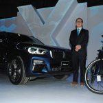 Rodrigo Licea, gerente de producto de BMW México.