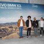 Andrés Giardello, Gerónimo Espeche, Emmanuel Romero y Alexis Valdés.