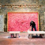 """Artista mexicano, construye un """"Muro"""" en Nueva York"""