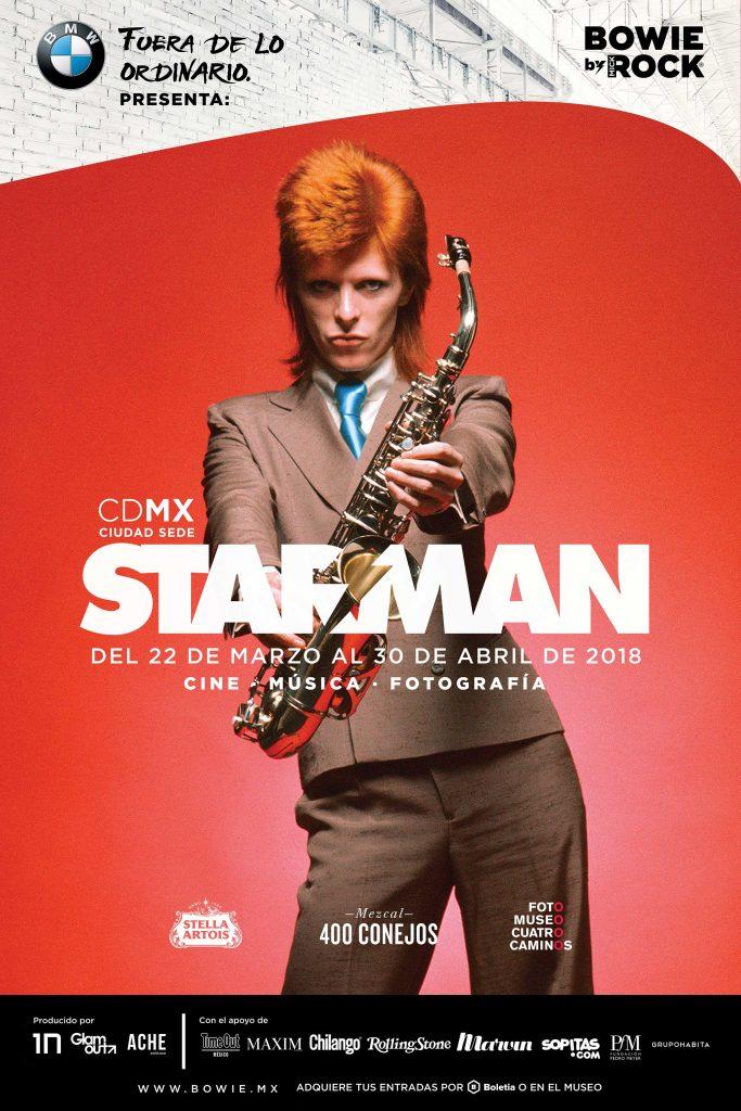 David Bowie, no ha muerto