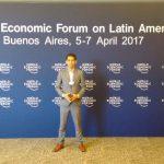 Buenos Aires, sede de la reunión 2017 del World Economic Forum
