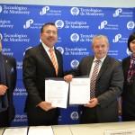 La Cámara de Joyería firma convenio con el Tecnológico de Monterrey