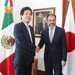 Cancilleres de México y Japón destacan valor de la relación bilateral
