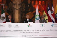 México será capital iberoamericana de la cultura y la educación