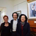 Suca Landero, Sergio Corella y Maruca Noriega