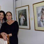 Berenice Izquierdo y Maritza Sobrino