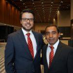 Jorge Cabrera y Rolando Trejano
