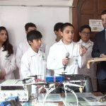 AEM y Cedat firman convenio que beneficiará a niños inteligentes de México