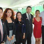 Adrián López, Fernanda Canelo, Jeanette Contreras, Eduardo Ruiz, José Morales y Ana Lilia Ramírez. Revista Protocolo Copyright©