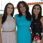 Aranza Muñoz, Patricia Maldonado y Stephanía Muñoz. Revista Protocolo Copyright©