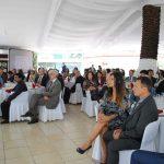 Más de 100 personas acudieron al evento. Revista Protocolo Copyright©