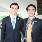 George Eristavi y Joel Rodríguez. Revista Protocolo Copyright©