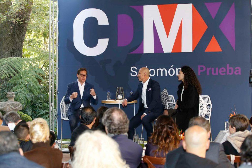 No más impuestos y legalizar mariguana, promesas de Chertorivski en CDMX