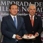 Arranca temporada del chile en nogada en Puebla