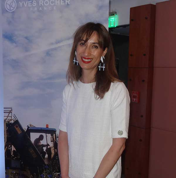 Christine Delfaut Sara