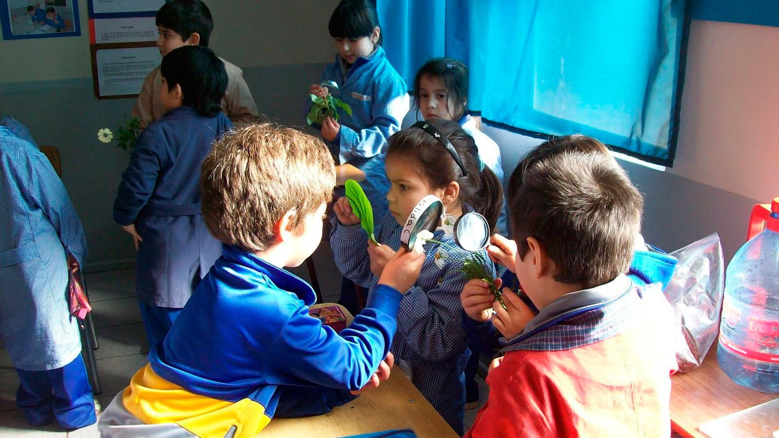 Enseñarán ciencias a niños y niñas de cuatro años y menos